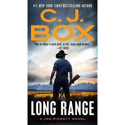 Long Range - (Joe Pickett Novel) by C J Box (Paperback)