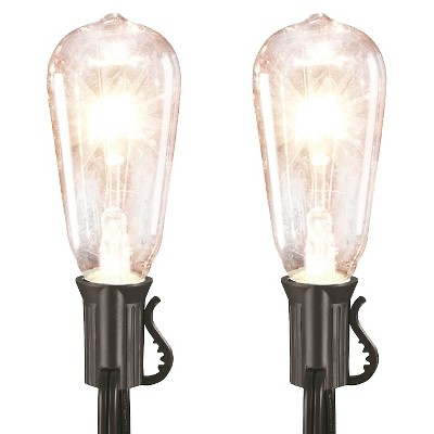 10 Lt Filament Bulb String Lights - Smith & Hawken™