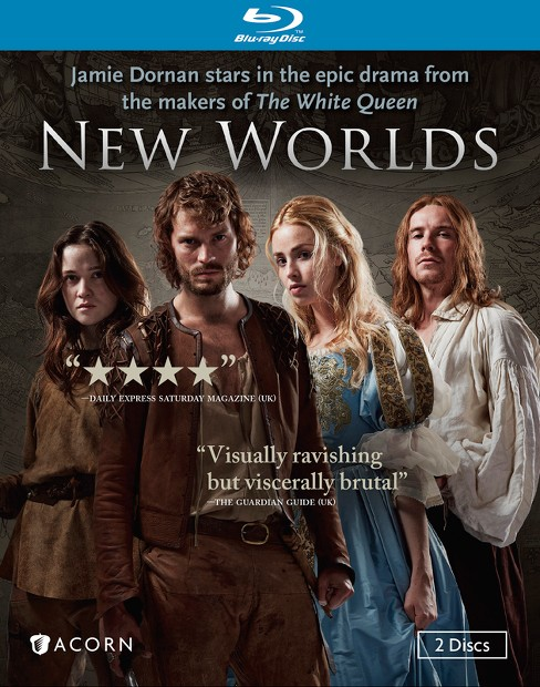 New worlds (Blu-ray) - image 1 of 1