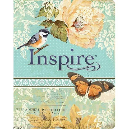 Inspire Bible-NLT - (Inspire: Full Size) (Leather Bound) - image 1 of 1
