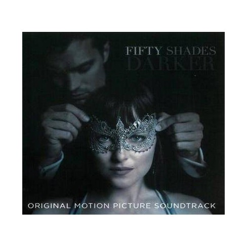 Various - Fifty Shades Darker (OST) (CD) - image 1 of 1