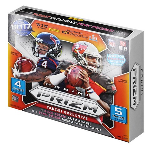 NFL Panini Prizm BCA Football Trading Cards Box - image 1 of 2