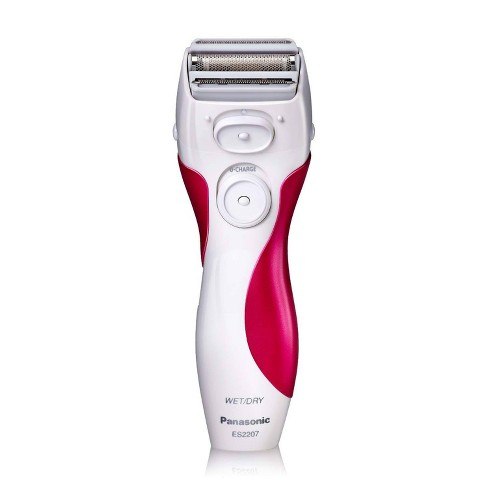 Panasonic Close Curves 3-Blade Wet & Dry Women's Rechargeable Electric Shaver - ES2207P - image 1 of 4