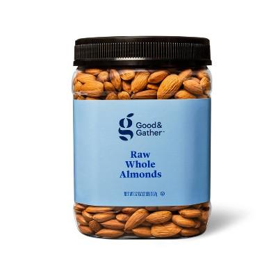 Raw Whole Almonds - 32oz - Good & Gather™