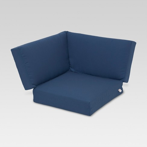Sunbrella Heatherstone Corner Sectional Replacement Cushion - Threshold™ - image 1 of 1
