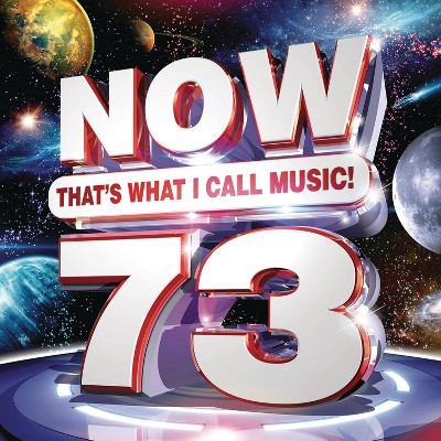 Various Artists - NOW That's What I Call Music 73 (CD)