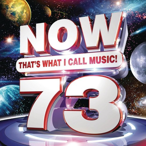 Various Artists - NOW That's What I Call Music, VOL 73 (CD) - image 1 of 1