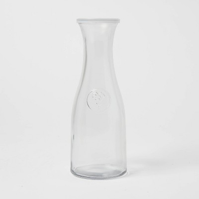 32oz Glass Carafe with Lid - Threshold™