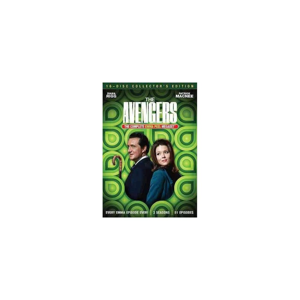 Avengers:Emma Peel Megaset (Dvd)