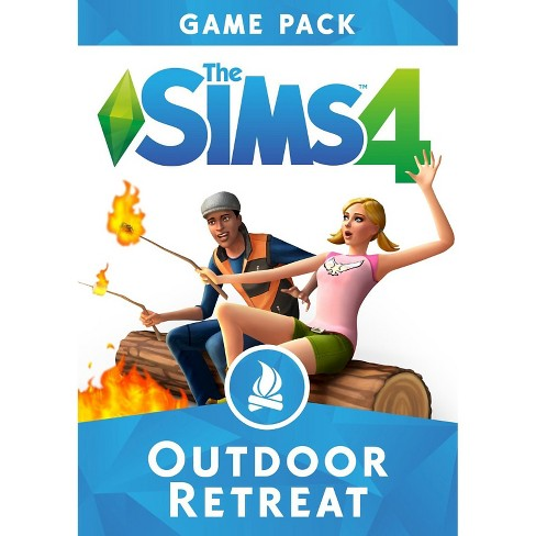The Sims 4: Outdoor Retreat - PC Game (Digital) - image 1 of 1