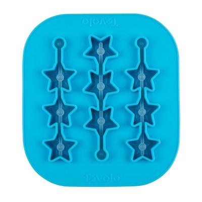 Tovolo Star Swizzle Stick Ice Mold Ice Blue