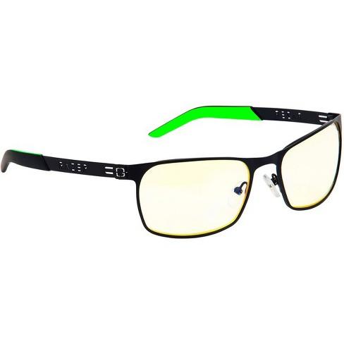 730a1df77187 Gunnar Optiks Razer-FPS Gaming Glasses - Onyx Frame Amber Lens   Target