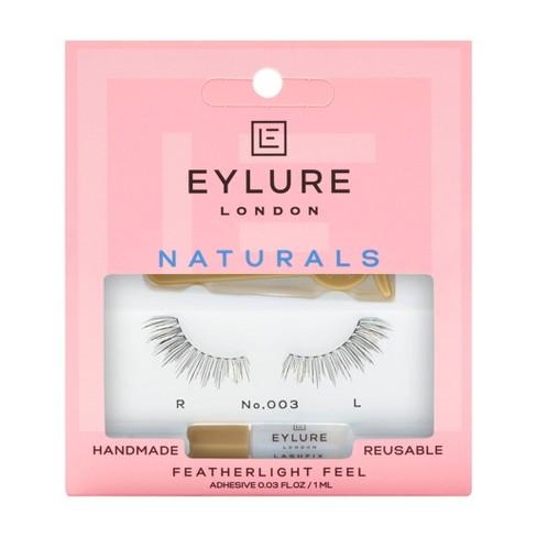 Eylure False Eyelashes Naturals No. 003 - 1pr - image 1 of 4