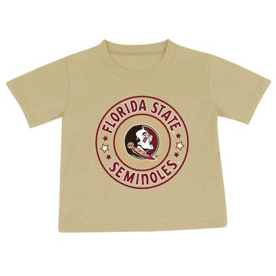NCAA Florida State Seminoles Toddler Boys' 2pk Short Sleeve T-Shirt