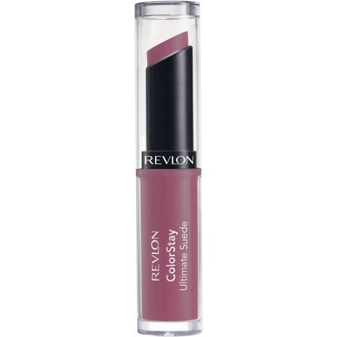 Revlon Colorstay Ultimate Suede Lipstick Supermodel - 0.09oz - image 1 of 2