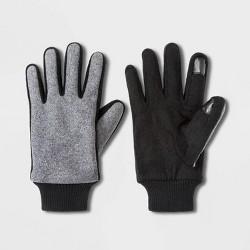 Men's Rib Knit Gloves - Goodfellow & Co™