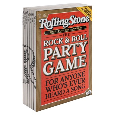 The Rolling Stone Rock & Roll Party Game