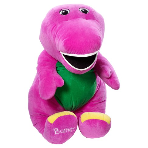 Fisher Price Barney And Friends Speak N Sing Jumbo Plush Doll Target