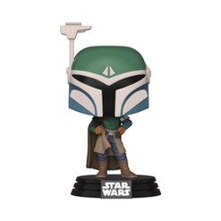 Funko POP! Star Wars: The Mandalorian - Covert Mandalorian