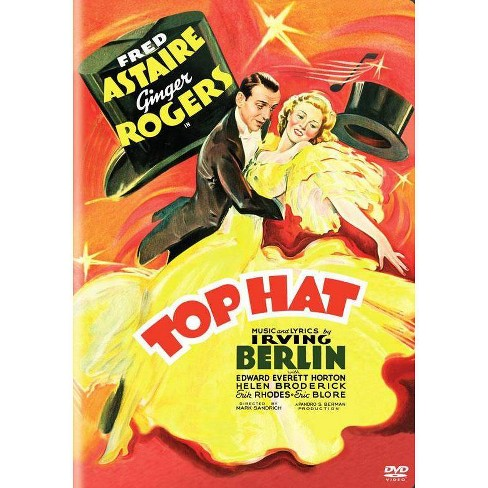 Top Hat (DVD)(2005) - image 1 of 1