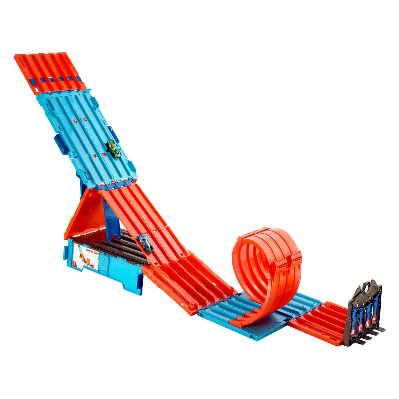 Hot Wheels Track Builder System Race Crate - image 1 of 8