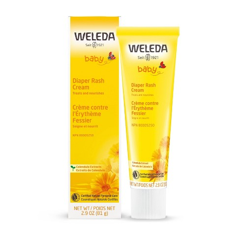 Weleda Diaper Rash Cream - 2.9oz - image 1 of 4