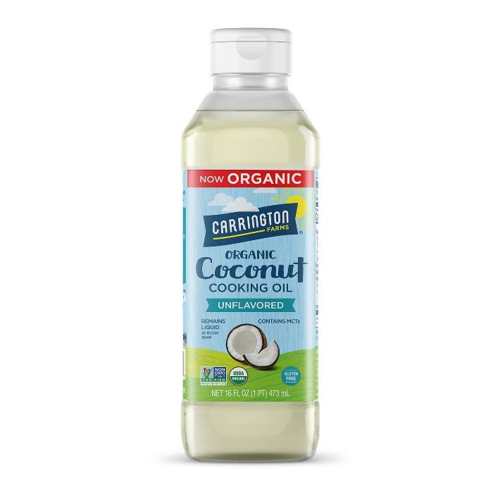 Carrington Farms Coconut Oil - 16oz - image 1 of 1