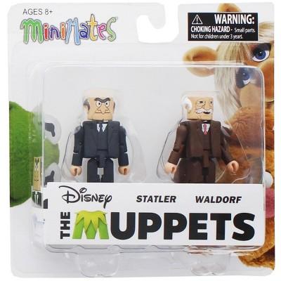 Diamond Comic Distributors, Inc. Muppets Statler & Waldorf 2-Pack Series 2 Minimates