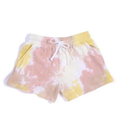 Shiraleah Multicolored Rae Tie Dye Shorts