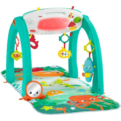 Fisher-Price 4-in-1 Ocean Activity Center - image 1 of 17