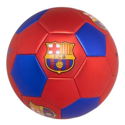 FIFA FC Barcelona Metallic Size 5 Soccer Ball