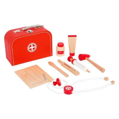 Small Foot Wooden Toys Doctor's Kit Playset
