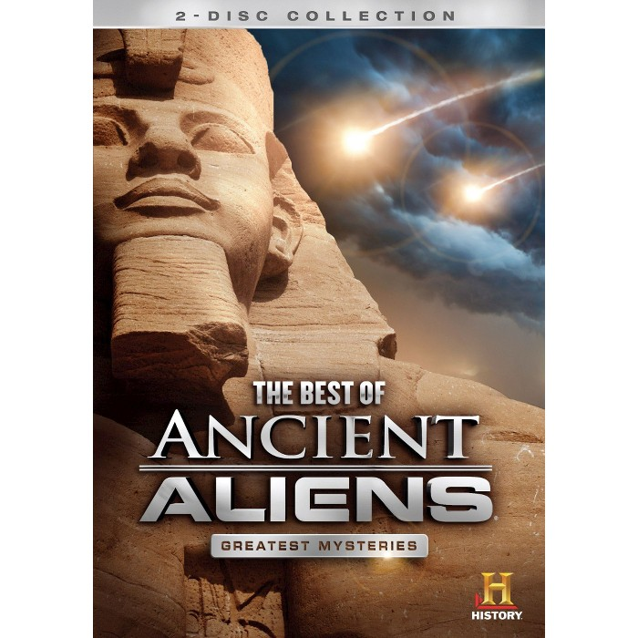 The Best of Ancient Aliens: Greatest Mysteries [2 Discs] - image 1 of 1