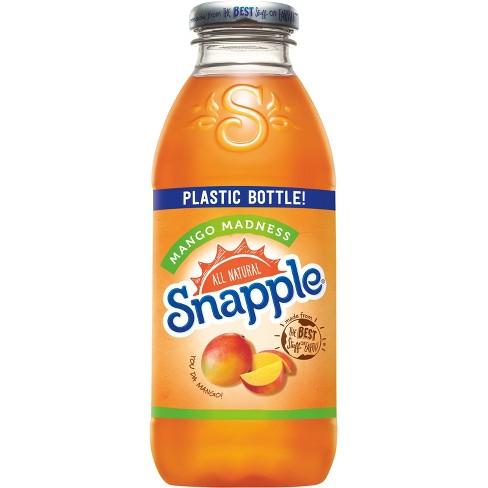 Snapple Mango Madness - 16 fl oz Bottle - image 1 of 1