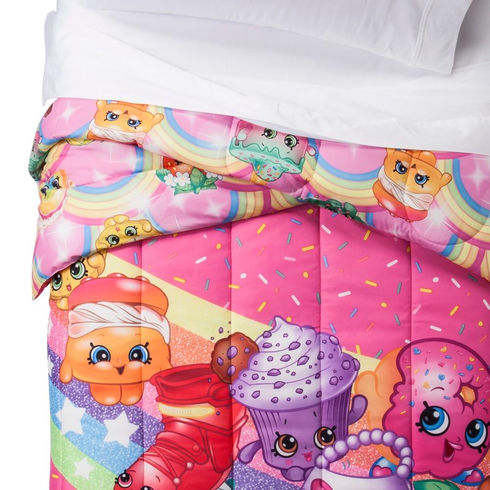 Shopkins Pink Comforter (Twin)