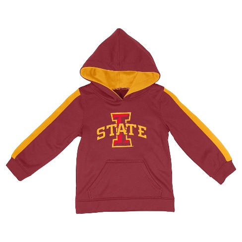 Iowa State Cyclones Toddler Boys'' Hooded Sweatshirt - image 1 of 1