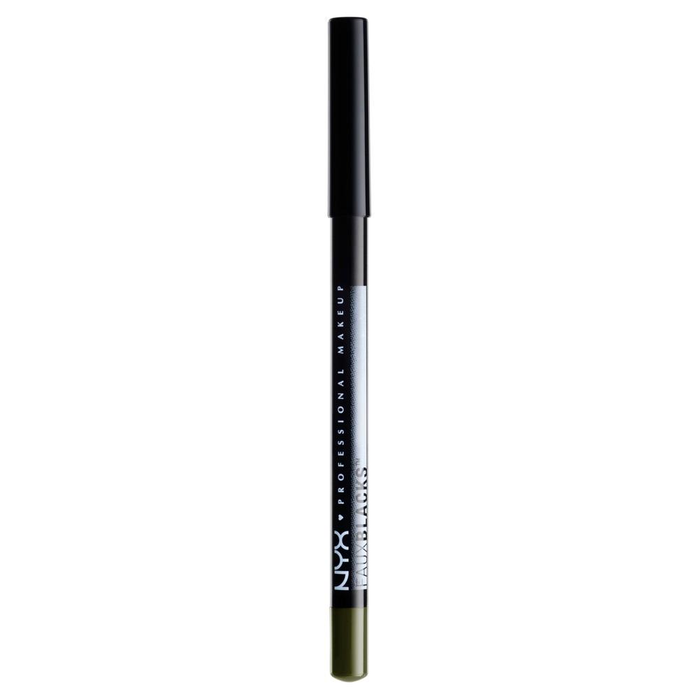 Nyx Professional Makeup Faux Blacks Eyeliner Black Olive - 0.04oz