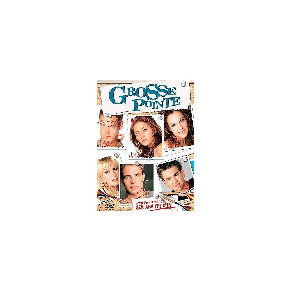 Grosse Pointe:Complete Series (Dvd)