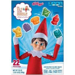 Kellogg's Elf on The Shelf Fruit Snacks - 22ct