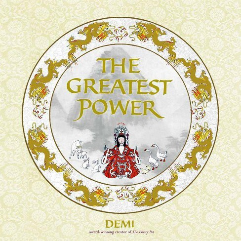The Greatest Power - (Hardcover) - image 1 of 1