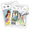Disney Princess 16 - Page Coloring Book with Free Marker - image 3 of 3