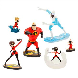 Disney Incredibles Action Figure - Disney store