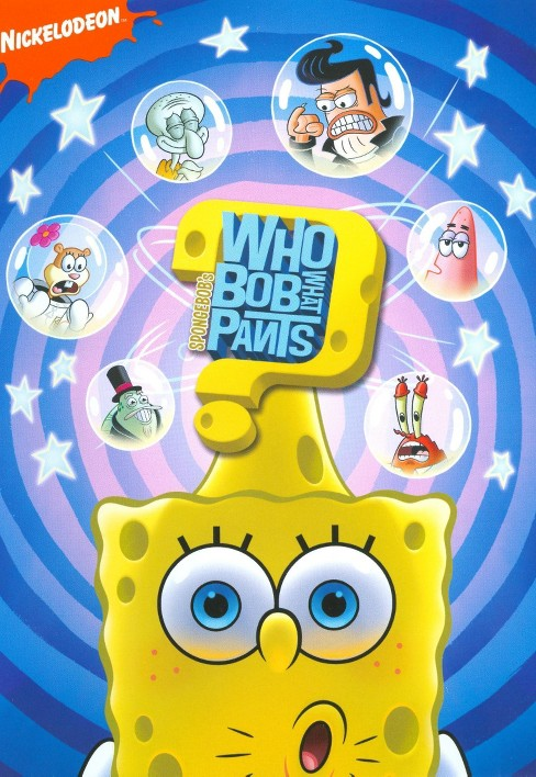 SpongeBob SquarePants: Who Bob What Pants - image 1 of 1