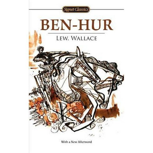 Ben-Hur - (Signet Classics) by  Lew Wallace (Paperback) - image 1 of 1