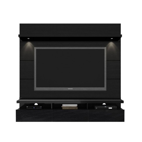 Cabrini 1.8 Floating Wall Theater Entertainment Center - Manhattan Comfort - image 1 of 3