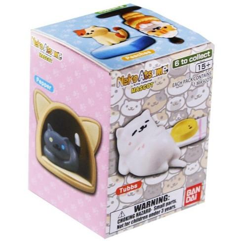 Bandai Neko Atsume: Kitty Collector Mascot Blind Box Mini Figure - image 1 of 3