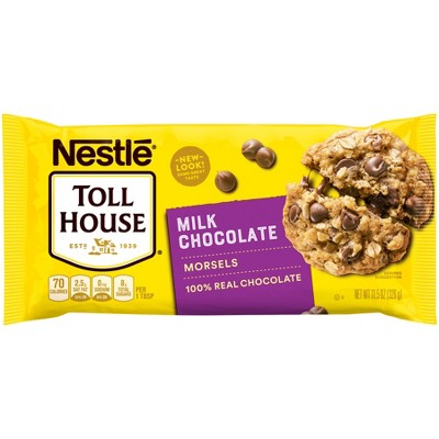 Baking Chips & Chocolate: Nestlé Toll House Milk Chocolate Morsels