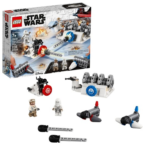 LEGO Star Wars Action Battle Hoth Generator Attack 75239 - image 1 of 4