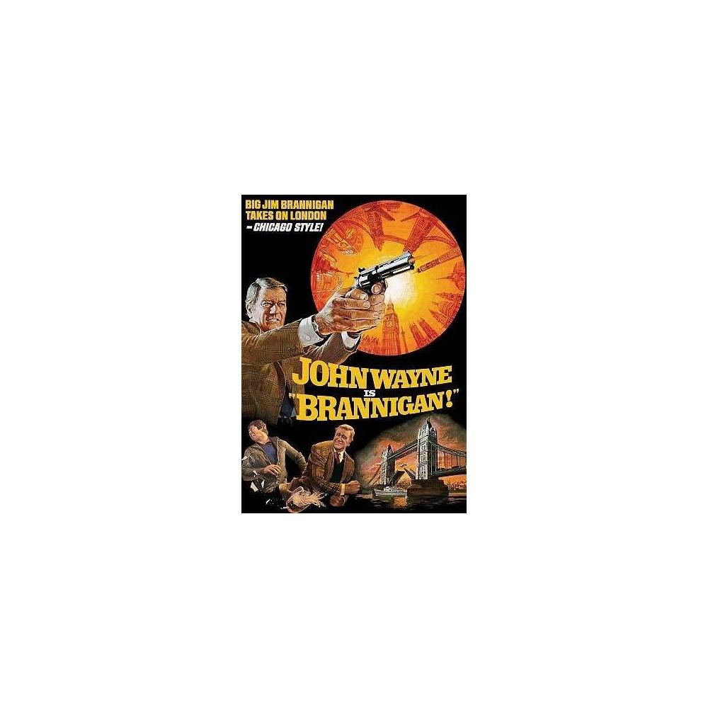 Brannigan (Dvd), Movies