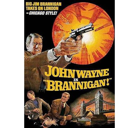 Brannigan (DVD) - image 1 of 1
